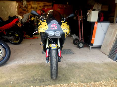 Frame Slider Bikers Replica 250fi suzuki rg 250 special trick aprillia rs 250 bodywork 250gp paint l k