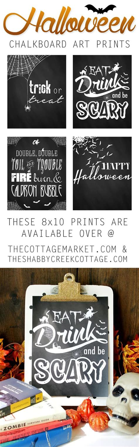 printable halloween wall decorations 235 best free halloween printables images on pinterest