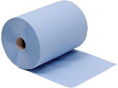 werkstatt papierrolle w 220 rth putzpapier blau 38cmx38cm 380m de baumarkt
