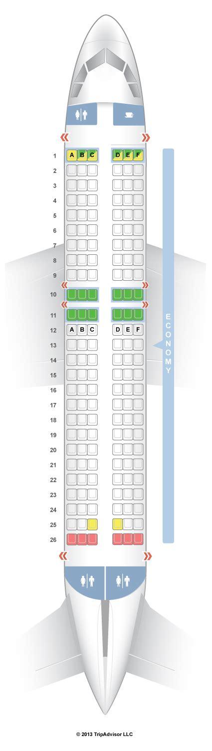 Seatguru seat map easyjet airbus a319 319