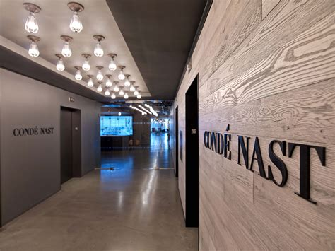 Interior Designer Nyc cond 233 nast entertainment s rustic open nyc office