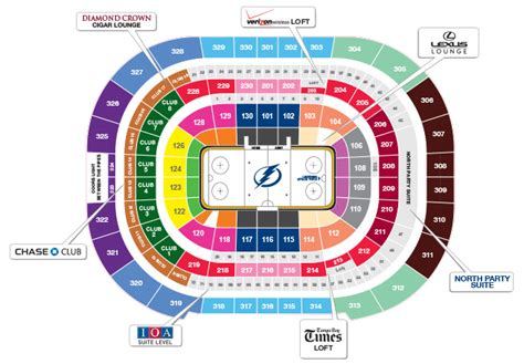 amalie arena seating chart amalie arena seating chart car interior design