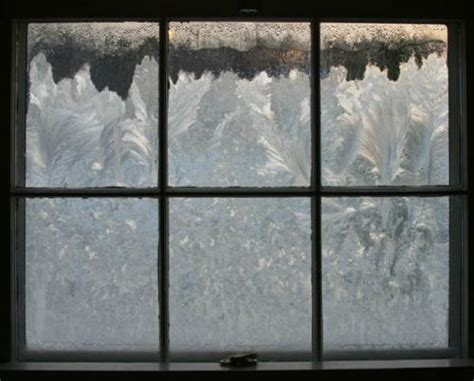 moisture on windows in house window condensation frost causes and cures old house web blog