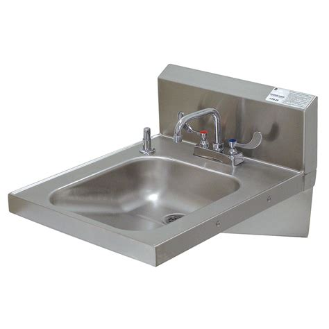 commercial wall mount sink advance tabco 7ps25 wall mount commercial sink w 14