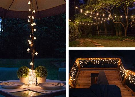 155 best Patio and Deck Lighting Ideas images on Pinterest