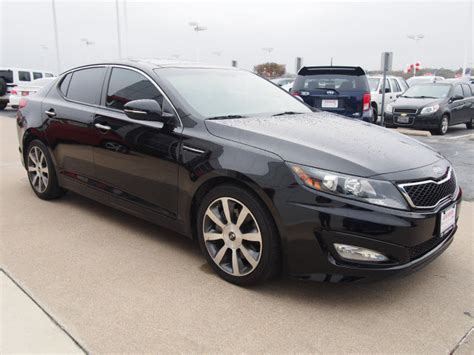 Black On Black Kia Optima 2012 Black Kia Optima Sedans Theeagle