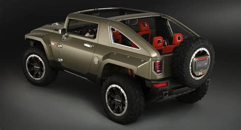gmc jeep competitor gmc may get an suv that looks like a hummer to rival jeep