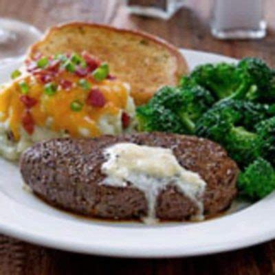 protein 6 oz sirloin steak 6 oz classic sirloin from chili s nurtrition price