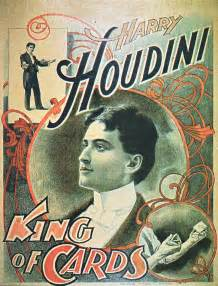 Christmas Ornament Covers - houdini poster graphic lucky palm graphics