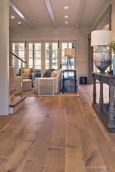 wide plank white oak parkette the way the walls look with these wide planks the
