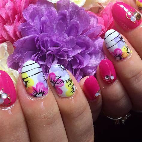 Gel Nail Designs For Summer