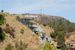 Houses In The Hills Terraced Hollywood Hills House Eliminates The Need For Air