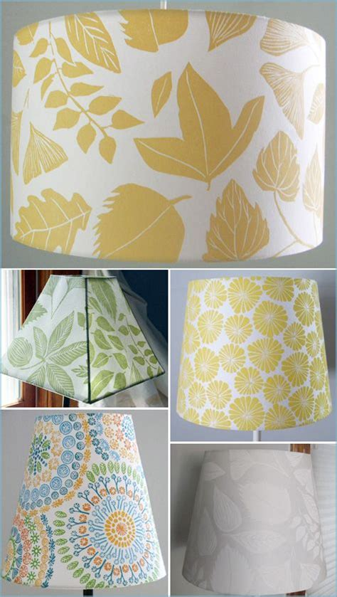 Decoupage Lshade With Fabric - 17 best ideas about l shades on