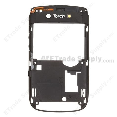 blackberry torch 2 9810 rear housing back cover etrade supply