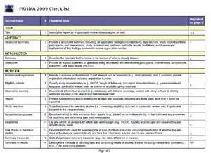 systematic review template ebook database