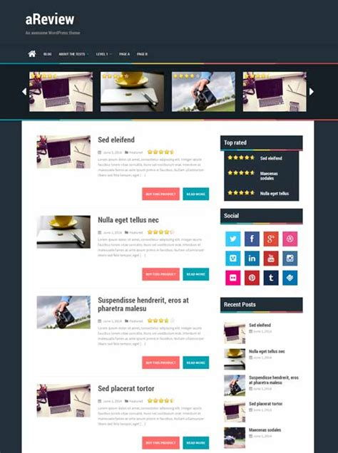 bootstrap themes review 40 free wordpress themes with bootstrap 2018 freshdesignweb