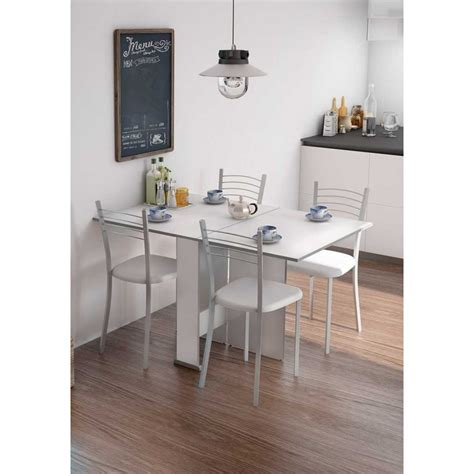 mesa de cocina abatible mesa swing para sala cocina abatible material melamina haya