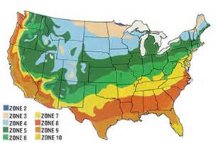 Us Zones For Gardening - usda climate zones and other gardening tips organic
