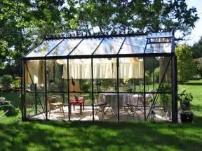 serre jardin belgique