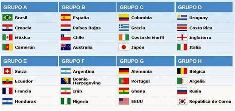 Calendario Mundial 2014 Calendario Mundial Brasil 2014 Liga Espa 209 Ola 2016 El