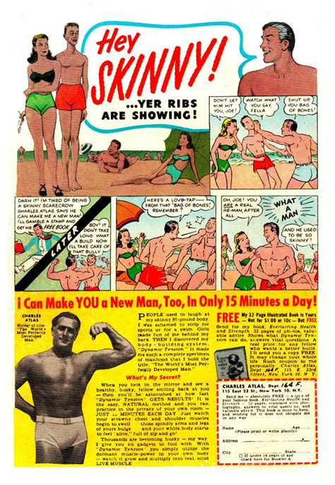 thin resistor ads charles atlas workout