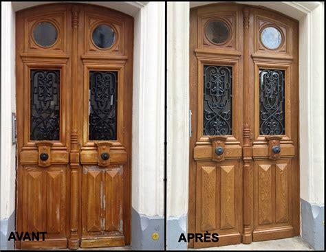 Repeindre Porte En Bois 5119 by Repeindre Porte D Entree 19002 Sprint Co
