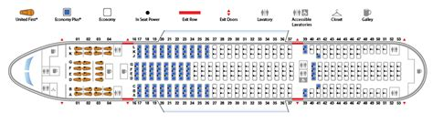 seating chart boeing 777 boeing 777 200 777 united airlines