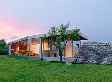 modern country house contemporary country house by austrian architects