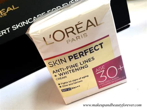 did l oreal completely change l oreal skin range skin care for every age