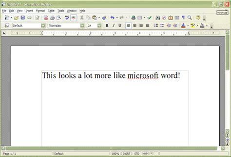 microsoft word layout looks weird portable star office 8 rev 04 2010
