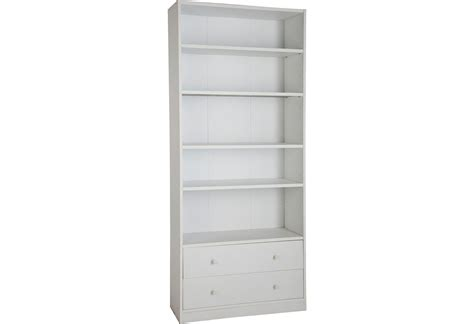 extra deep bookcase white tall white bookcase argos home maine 5 shelf tall wide