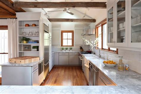 Pettigrew Cabinets by Trowman Design Houses Style Kitchen
