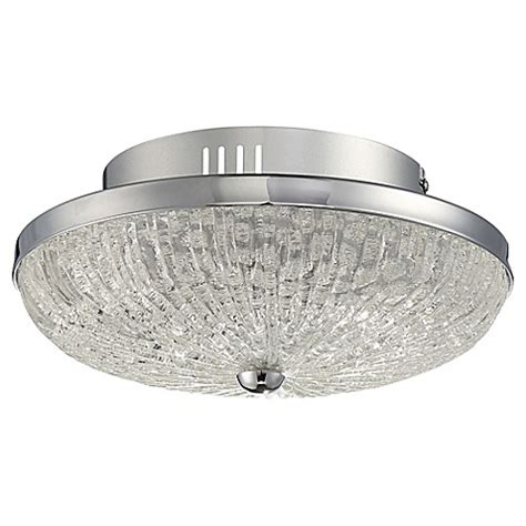 Buy Quoizel Moon Rays 12 Inch 1 Light Flush Mount Ceiling Moon And Ceiling Light