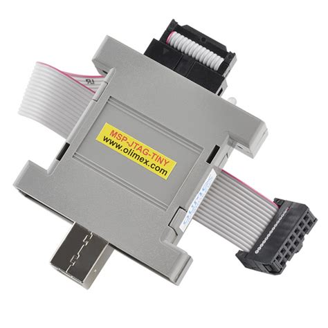 Usb Jtag usb jtag for msp430 programming and debugging pgm 00606 sparkfun electronics