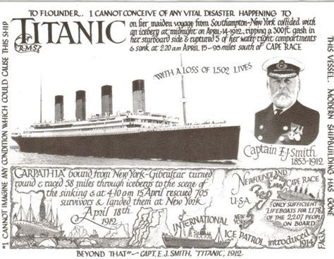 titanic boat history 1084 best titanic images on pinterest titanic history