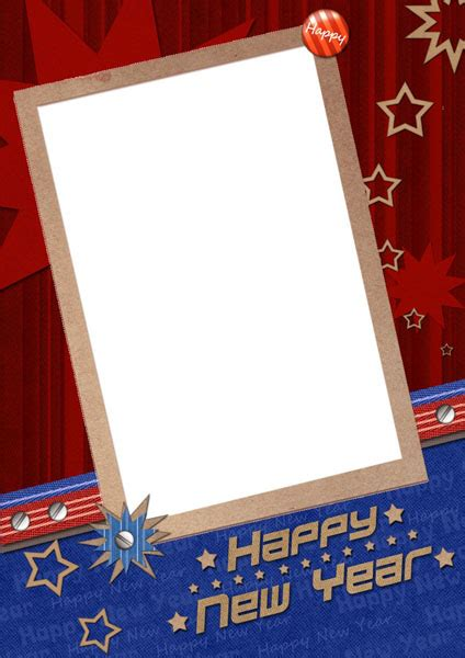 new year photo card template free happy new year template card new calendar template site