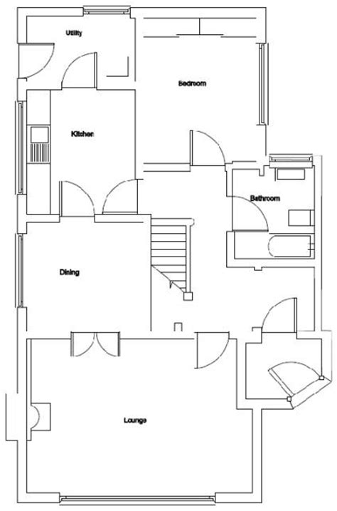 exle of floor plan drawing guide to planning permission and building regulations for