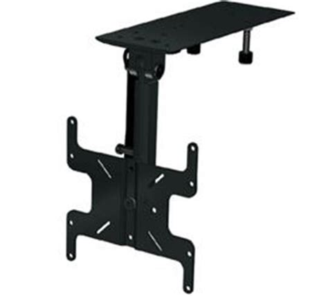 rv under cabinet flip down swivel tv mount for 23 quot 32