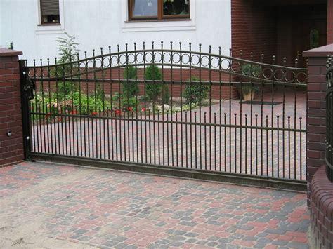 Garten Kaufen Storkow by Zaunanlage Toranlage Zaun Aus Polen Hart Metall In