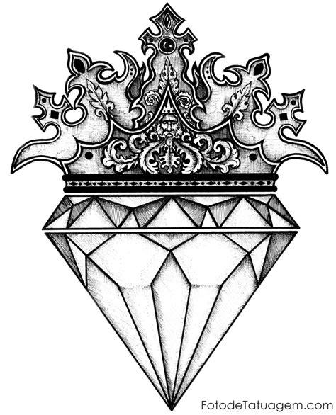 diamante desenho pesquisa google skull tattoo
