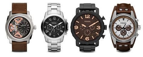 Jenama Jam Tangan Lelaki Untuk Hantaran jom shopping fossil nora liza