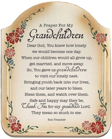 Wedding Blessing From Grandparents by New Year Christian Prayer Prayer For My Grandchildren