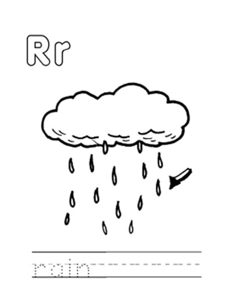 coloring pages rain az coloring pages free printable rain coloring pages az coloring pages