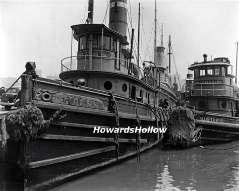 rc boats new york photo tugboat bess pier 11 east river manhattan new