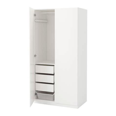 pax armoire penderie 100x60x201 cm charni 232 res standard