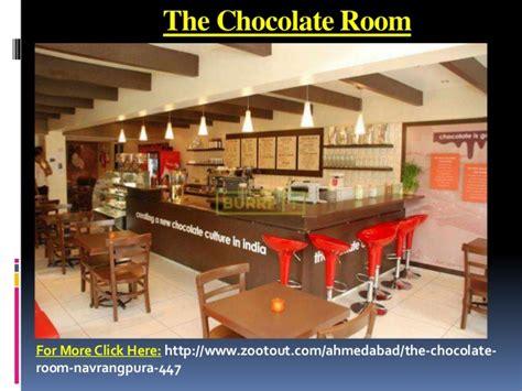 The Chocolate Room Kolkata by Best Restaurants In Ahmedabad Get Fees