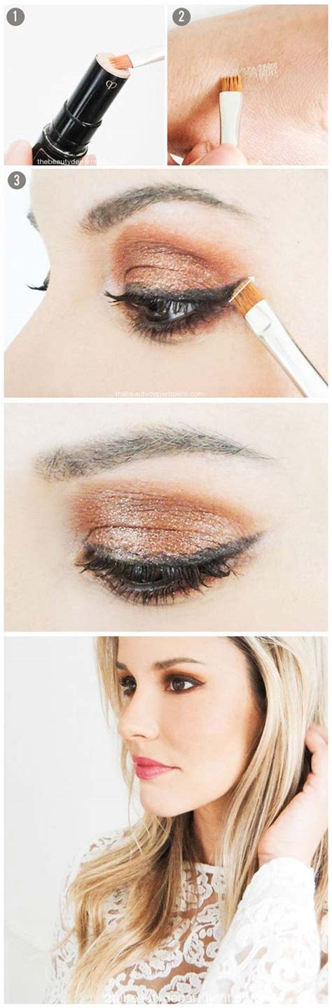 Makeup Tutorial To Make Hazel Eyes Pop