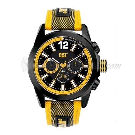 Jam Pria Cat Ct04 Brown Blue jam tangan original caterpillar yo 169 64 124 jual jam tangan original berkualitas