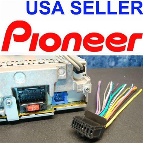 pioneer wire harness deh p3800mp deh p4500mp deh 1900mp on