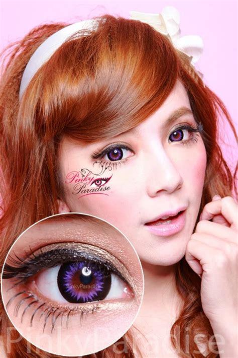 geo xtra bella brown geo xtra wbs 201 bella violet circle lenses colored
